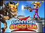 Jouer � Canyon Shooter 2